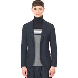 Vêtements Homme Vestes / Blazers Antony Morato MMJA00407 FA100130 Bleu