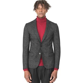 Vêtements Homme Vestes / Blazers Antony Morato MMJA00408 FA140161 Noir