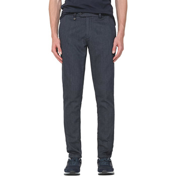 Vêtements Homme Chinos / Carrots Antony Morato MMTR00496 FA850205 Bleu