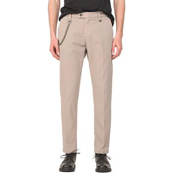 Vêtements Homme Chinos / Carrots Antony Morato MMTR00526 FA800094 Beige