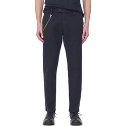 Vêtements Homme Chinos / Carrots Antony Morato MMTR00526 FA800094 Bleu