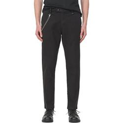 Vêtements Homme Chinos / Carrots Antony Morato MMTR00526 FA800094 Noir
