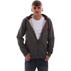 Vêtements Homme Sweats Emporio Armani EA7 6GPM20 PJ07Z Gris