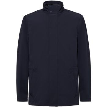 Vêtements Homme Parkas Geox M9421M T2595 Bleu