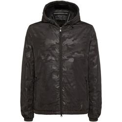Vêtements Homme Polaires Geox M9420B TF361 Noir