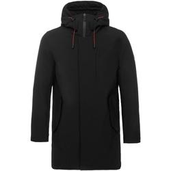 Vêtements Homme Manteaux Invicta 4432373/U Noir