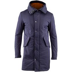 Vêtements Homme Parkas Lumberjack CM37821 003 505 Bleu