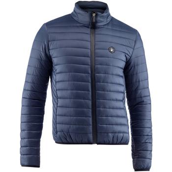 Vêtements Homme Doudounes Lumberjack CM37822 005 407 Bleu