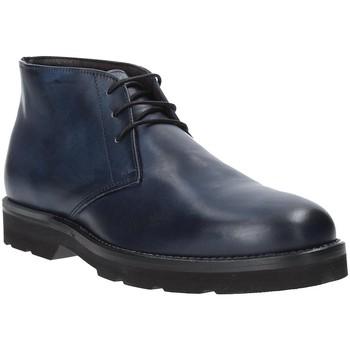 Chaussures Homme Boots Exton 44 Bleu