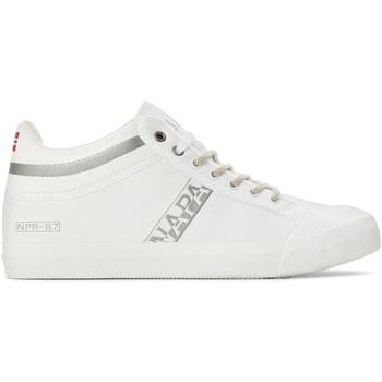 Chaussures Homme Baskets montantes Napapijri NA4DWR Blanc