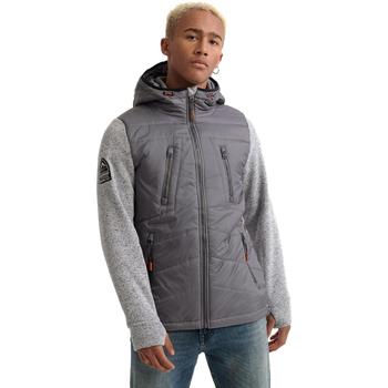 Vêtements Homme Sweats Superdry M2000040A Gris