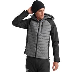 Vêtements Homme Vestes Superdry MS1019YR Noir