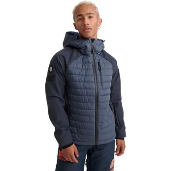 Vêtements Homme Vestes Superdry MS1019YR Bleu