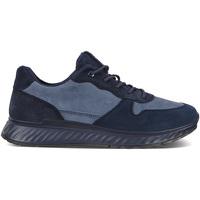 Chaussures Homme Baskets basses Ecco 83619450595 Bleu