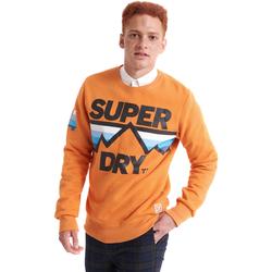 Vêtements Homme Sweats Superdry M2000012A Orange