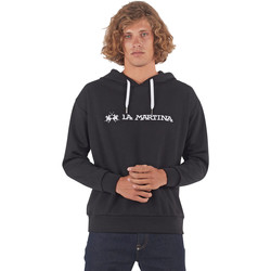 Vêtements Homme Sweats La Martina OMF003 FP077 Noir