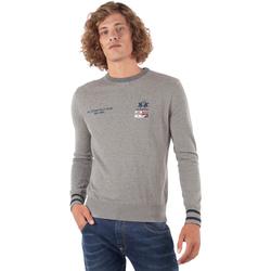 Vêtements Homme Pulls La Martina OMS315 YW025 Gris