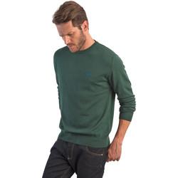 Vêtements Homme Pulls La Martina OMS005 YW020 Vert