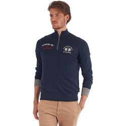 Vêtements Homme Pulls La Martina OMS317 YW025 Bleu
