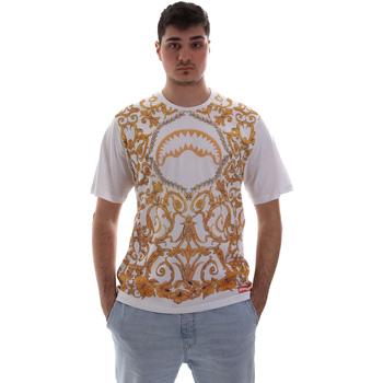 Vêtements Homme T-shirts manches courtes Sprayground SP019S Blanc