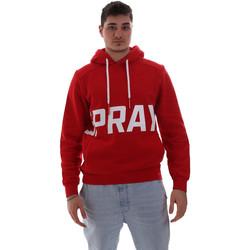 Vêtements Homme Sweats Sprayground 19AISP006 Rouge