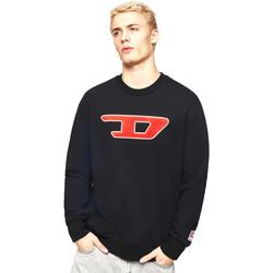 Vêtements Homme Sweats Diesel 00SY7B 0IAJH Noir