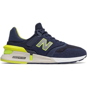 Chaussures Homme Baskets basses New Balance NBMS997RH Bleu