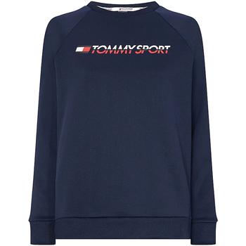 Vêtements Femme Sweats Tommy Hilfiger S10S100358 Bleu