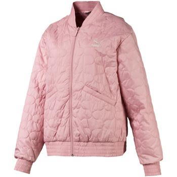 Vêtements Femme Blousons Puma 595247 Rose