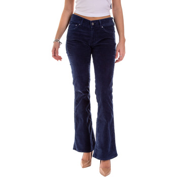 Vêtements Femme Pantalons 5 poches Pepe jeans PL211343YD52 Bleu