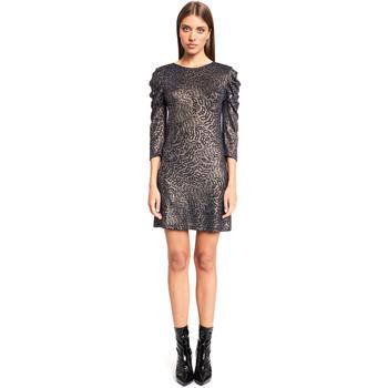 Vêtements Femme Robes courtes Denny Rose 921ND14002 Noir