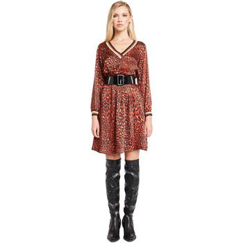 Vêtements Femme Robes courtes Denny Rose 921ND15008 Rouge
