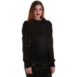 Vêtements Femme Tops / Blouses Denny Rose 921ND45001 Noir