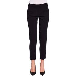 Vêtements Femme Chinos / Carrots Gaudi 921FD25020 Noir