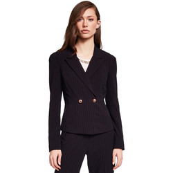 Vêtements Femme Vestes / Blazers Gaudi 921FD35009 Noir