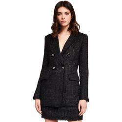 Vêtements Femme Vestes / Blazers Gaudi 921FD35029 Noir