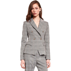 Vêtements Femme Vestes / Blazers Gaudi 921FD35034 Noir