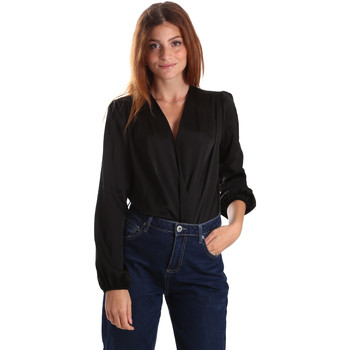 Vêtements Femme Chemises / Chemisiers Gaudi 921FD45011 Noir