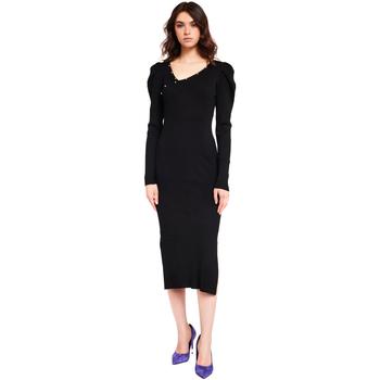 Vêtements Femme Robes courtes Gaudi 921FD13002 Noir