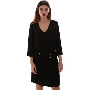 Vêtements Femme Robes courtes Gaudi 921FD15037 Noir