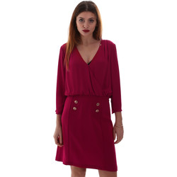 Vêtements Femme Robes courtes Gaudi 921FD15037 Rose
