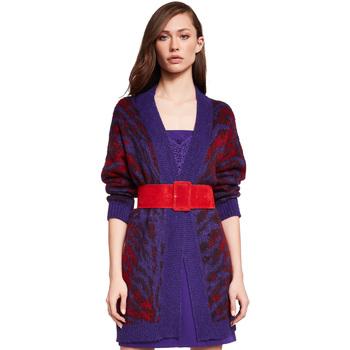 Vêtements Femme Gilets / Cardigans Gaudi 921FD53048 Violet