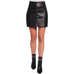 Vêtements Femme Jupes Gaudi 921FD78001 Noir