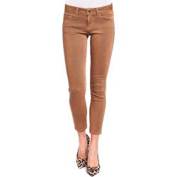 Vêtements Femme Pantalons 5 poches Gaudi 921BD25015 Marron