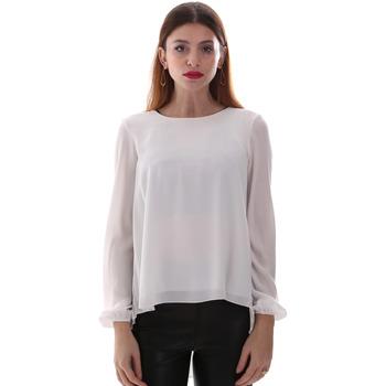 Vêtements Femme Chemises / Chemisiers Gaudi 921BD45023 Blanc