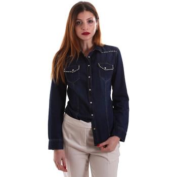 Vêtements Femme Chemises / Chemisiers Gaudi 921BD46001 Bleu
