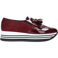 Chaussures Femme Slip ons Grace Shoes MAR016 Rouge