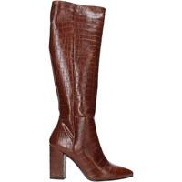 Chaussures Femme Bottes ville Grace Shoes 140M011 Marron