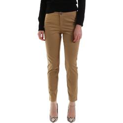 Vêtements Femme Chinos / Carrots NeroGiardini A960700D Marron