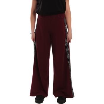 Vêtements Femme Pantalons de survêtement Ea7 Emporio Armani 6GTP63 TJ31Z Rouge